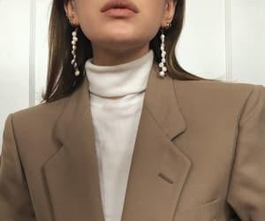 beauty, earrings, and jewels image