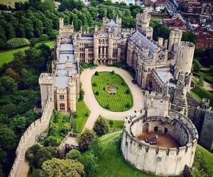 arquitectura, belleza, and castillo image