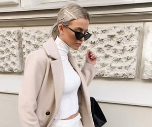 accesories, knitwear, and outfit image
