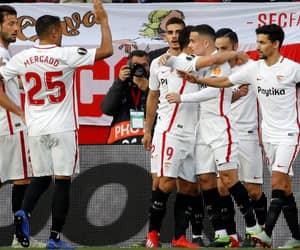 football, sevilla, and italy image