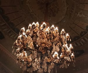 chandelier, fashion, and lifestyle image