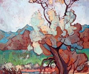 art, Erin Hanson, and painting image