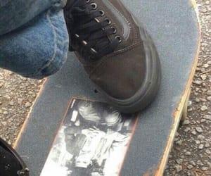 alternative, indie, and skateboard image