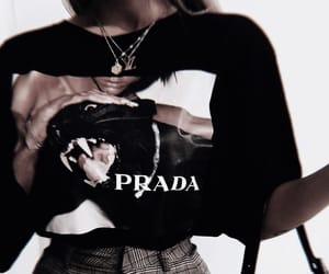 fashion, Prada, and girl image