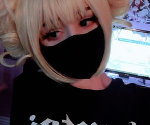 blonde, cosplay, and grunge image
