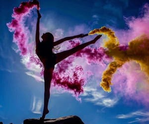 ballet, colours, and dance image