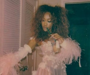 r&b, sza, and singer image