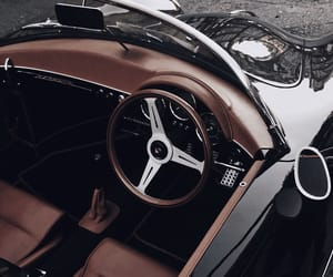 car, expensive, and leather image