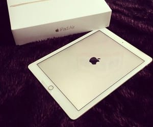 apple and tablet image