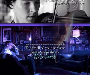 aesthetic, series, and sherlock image