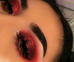 creative, eye makeup, and eyeshadow image