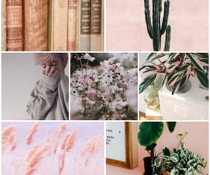 aesthetic, Collage, and pink image