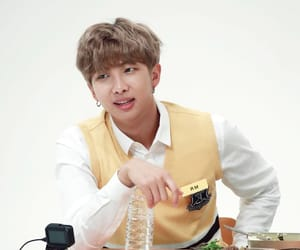 idols, kpop, and kim namjoon image