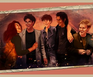 article, james potter, and marauders image