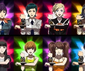 persona 4, long post, and persona 3 image