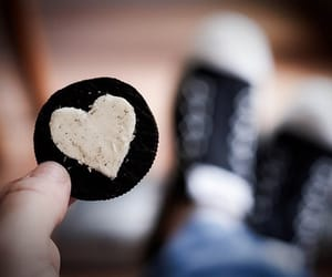 aesthetic, food, and oreo image