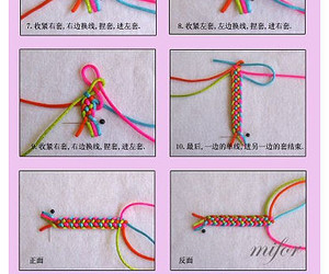 bracelet, tutorial, and cool image