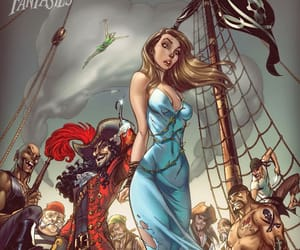 art, fairytale fantasies, and jscottcampbell image