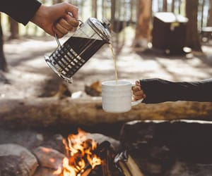 adventure, coffee, and photography image