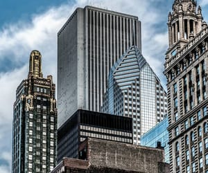 america, chicago, and architecture image