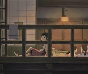 anime, ghibli, and spirited away image