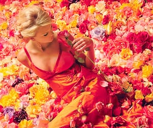 flowers, music video, and Taylor Swift image