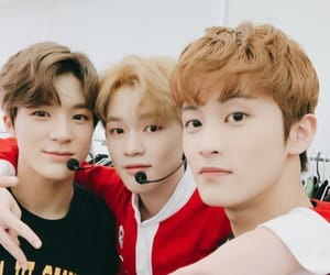 k-pop, mark, and nct image