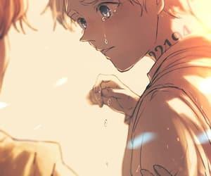 anime, norman, and emma image