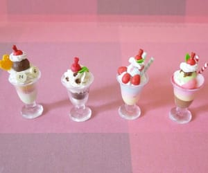 craft, miniature smoothie, and display image