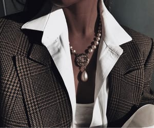 blazer, chanel, and fashion image