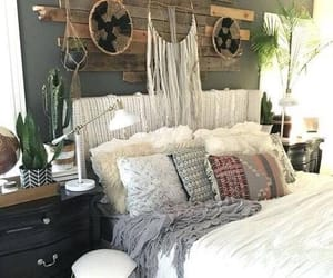 design, hippie, and room image