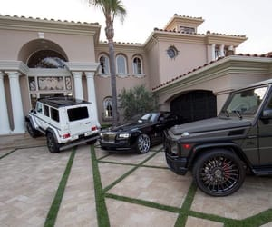 luxe, money, and cash image
