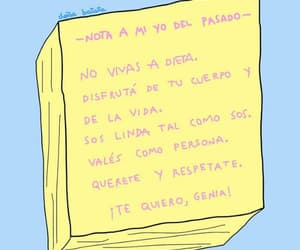 dieta, letras, and spanish image