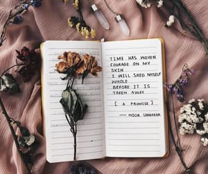 aesthetic, poetry, and diary image