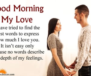 i love you morning msgs, morning wishes for her, and morning msgs for gf image