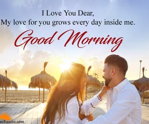 morning love greetings, i love u mrng msgs, and gud mrng i love you sms image