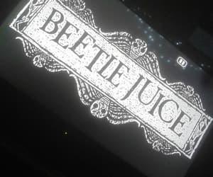 beetle juice, dark, and fantasy image