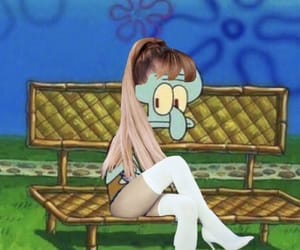 mood, reaction, and ariana grande image