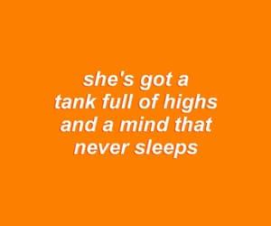 background, frases, and orange image