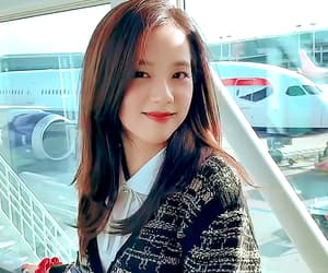 airport, asian, and beauty image