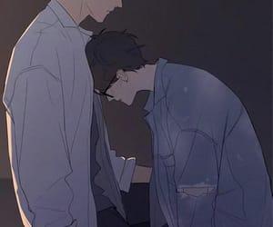 webtoon, here u are, and yu yang image