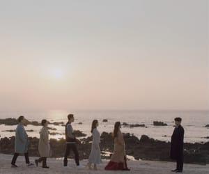 couple, lee min ki, and Korean Drama image