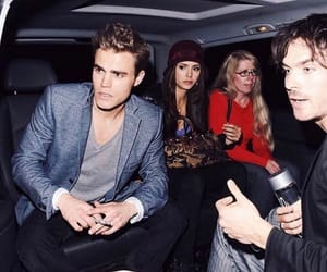 car, famous, and ian somerhalder image
