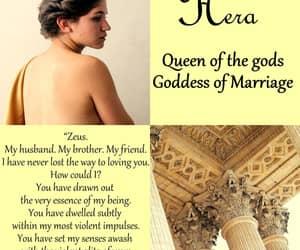 greek, hera, and neon image