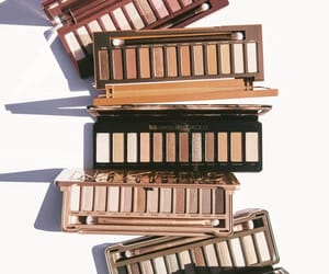 beauty, eye, and palette image