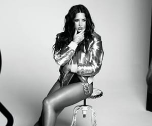 beautiful, photoshoot, and demi lovato image