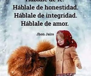 amor, integridad, and honestidad image