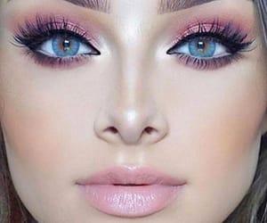base, eyebrows, and lash image