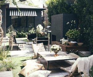 aesthetic, backyard, and details image
