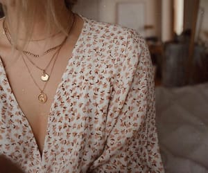 accessories, necklace, and pretty image